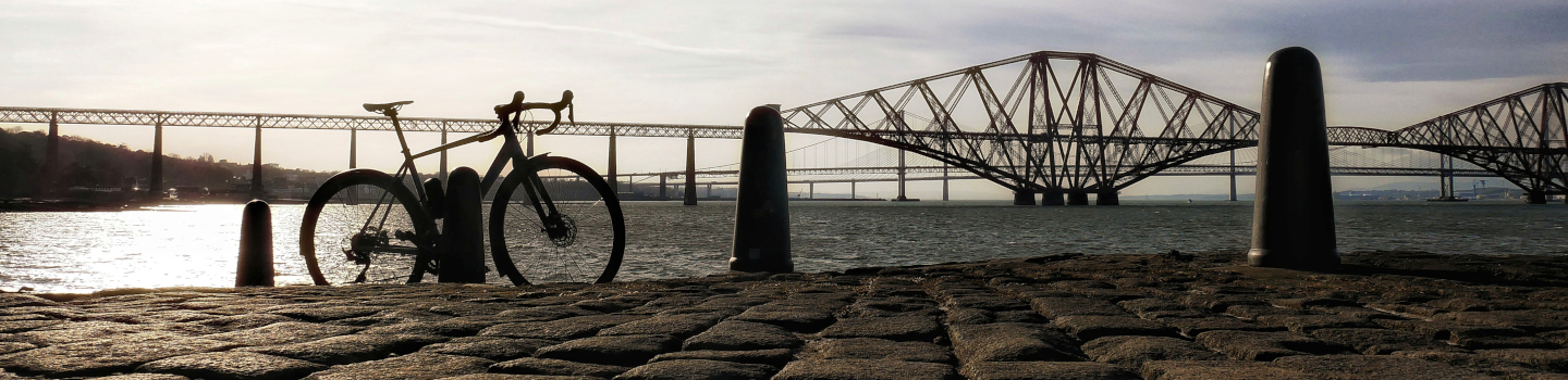 S7 Forth Bridge bike