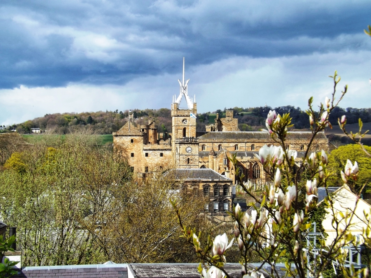 S5 Linlithgow rooftops