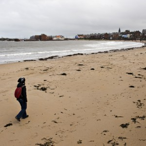 S9 beach North Berwick