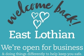 Welcome Back Love East Lothian v2